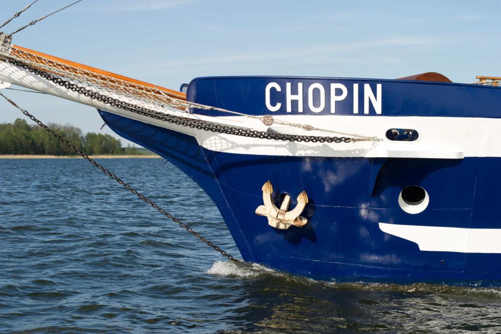 statek Chopin